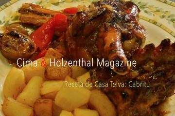 Recetas Cabritu Jose Bolivar Cimadevilla Cima & Holzenthal