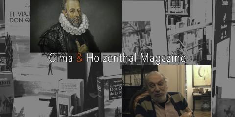 Cervantes IV Centenario Barnatán Cima & Holzenthal Jose Bolivar Cimadevilla