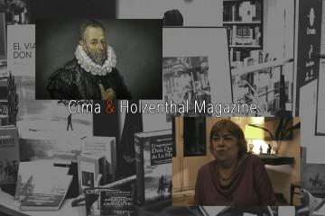 Cervantes IV Centenario Rosa Pereda Cima & Holzenthal Jose Bolivar Cimadevilla