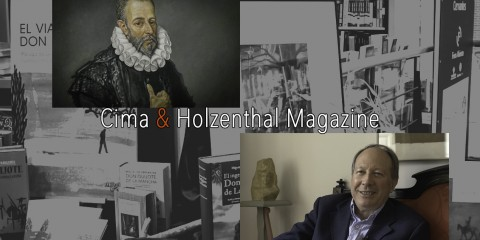 Cervantes IV Centenario Gómez de Liaño Cima & Holzenthal Jose Bolivar Cimadevilla