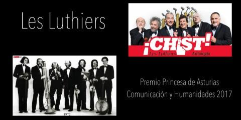 C&H Les Luthiers, premio Princesa de Asturias de Comunicación y Humanidades 2017