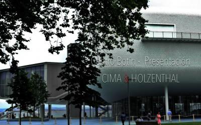 C&H Centro Botín Bolivar Cimadevilla Cima Holzenthal