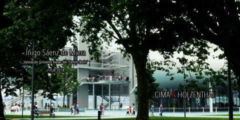 C&H Miera FITUR Bolivar Cimadevilla, Cima