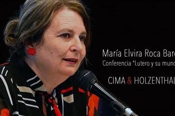 C&H Elvira Roca conferencia Cima Holzenthal, Jose Bolivar Cimadevilla,