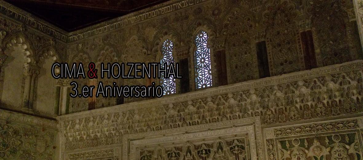 C&H 3 Aniversario Cima Holzenthal Jose Bolivar Cimadevilla