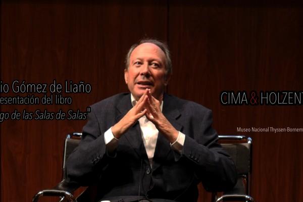 C&H Liaño Ignacio Gomez de Liaño Jose Bolivar Cimadevilla Cima Holzenthal