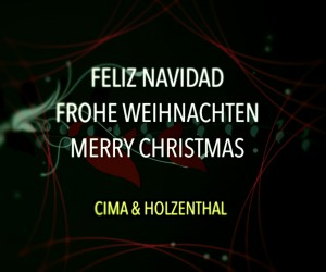 C&H Feliz Navidad 2018 Jose Bolivar Cimadevilla,