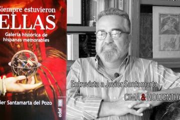C&H Javier Santamarta Jose Bolivar Cimadevilla Cima Holzenthal