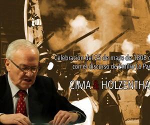 C&H 25 mayo oviedo. Cima Holzenthal, Jose Bolivar Cimadevilla,