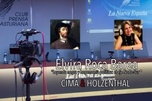 C&H Elvira Roca Barea, Jose Bolivar Cimadevilla, Cima Holzenthal