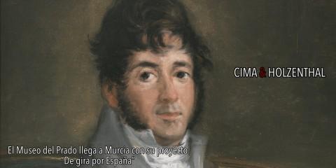 El actor Isidoro Máiquez Francisco de Goya 1807 (detalle)
