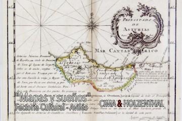 Mapas y sueños. Cima & Holzenthal